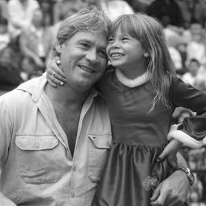 Bindi Irwin, Steve Irwin