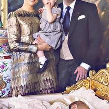 Prinzessin Madeleine, Chris O'Neill, Prinzessin Leonore, Prinz Nicolas