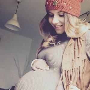 Lisa Wohlgemuth: Das Baby ist da!