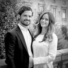 Prinz Carl Philip von Schweden, Prinzessin Sofia von Schweden