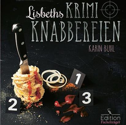 """Was würde Sherlock Holmes zum Krimi schlemmen? Foodbloggerin Karin Buhl hat kulinarisch-kriminalistisches Gespür bewiesen und serviert Handliches, das keine Spuren hinterlässt, wie Süßkartoffel-Parmesan-Türmchen oder karamellisierte Ananas mit Schokolade und Pistazien. (""""Lisbeths Krimiknabbereien"""", Edition Fackelträger, 112 S., 14,99 Euro)"""