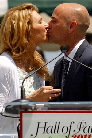 Steffi Graf, Andre Agassi