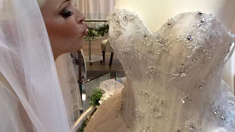Daniela Katzenberger: Fotos ihres Wunsch-Hochzeitskleides  GALA.de