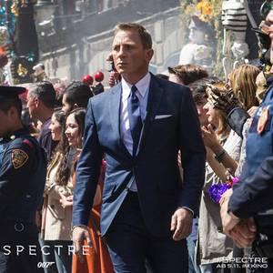 "Daniel Craig, James Bond ""Spectre"""