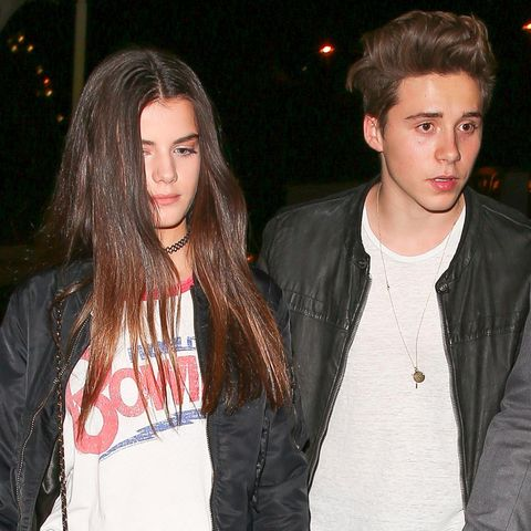Brooklyn Beckham, Sonia Ben Ammar