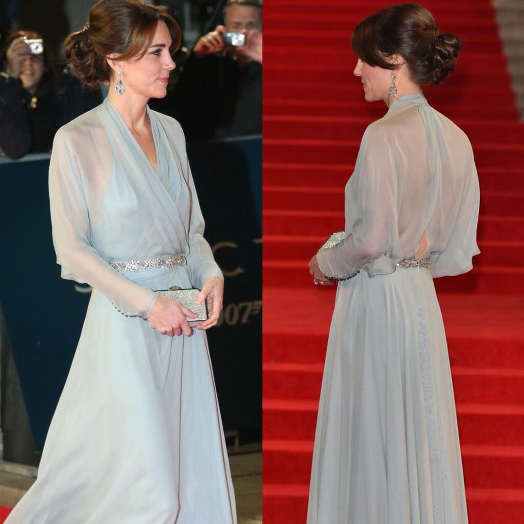 """Herzogin Kate bei der Weltpremiere von """"Spectre"""" in der Royal Albert Hall in London"""
