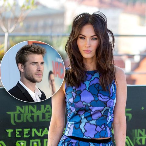 Megan Fox, Liam Hemsworth