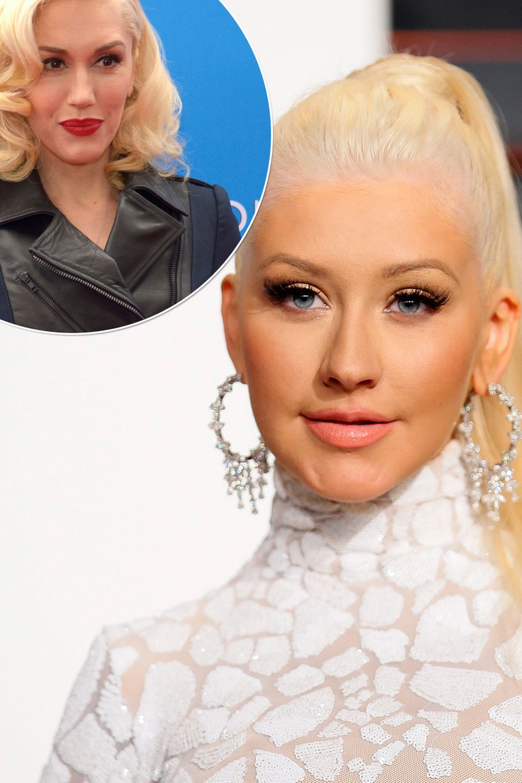 Gwen Stefani, Christina Aguilera