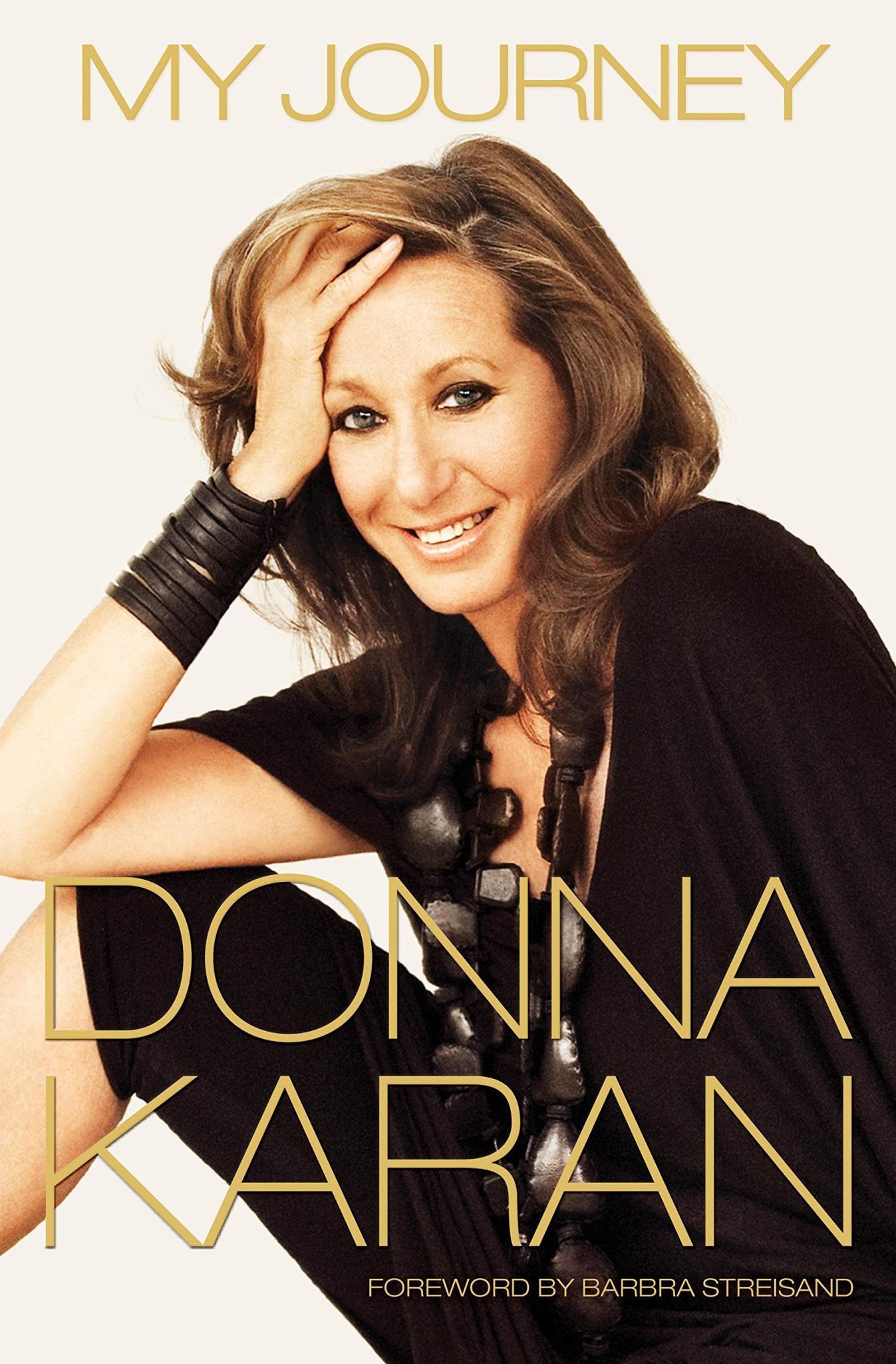 """In ihrer """"My Journey"""" lässt Karan ihr Leben Revue passieren. Anders als viele Celebritys verschweigt sie die dunklen Momente nicht (auf Englisch, Ballantine Books, 384 S., 19,95 Euro)."""