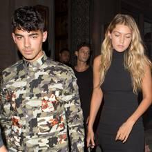 Joe Jonas und Gigi Hadid