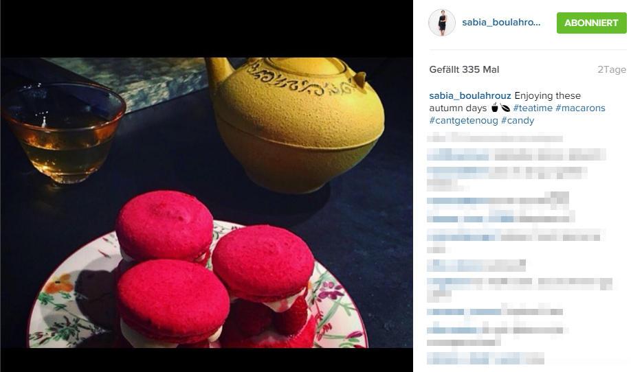 Sabia Boulahrouz: Ihr Schwangerschafts-Tagebuch