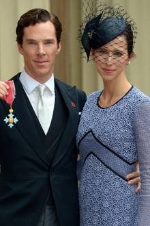 Benedict Cumberbatch + Sophie Hunter