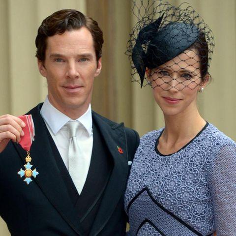 Benedict Cumberbatch + Sophie Hunter