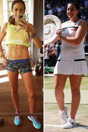 Marion Bartoli: Tennis-Star verliert extrem an Gewicht