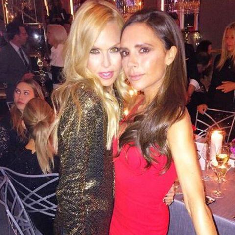 Rachel Zoe + Victoria Beckham
