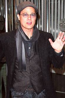 Brad Pitt: Kunst-Shopping-Tour