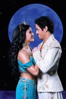 Prinzessin Jasmin + Aladdin