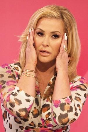 Anastacia gesteht Botox-Rückfall