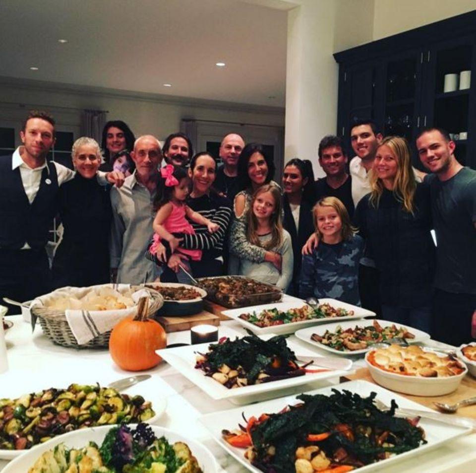 Gwyneth Paltrow + Chris Martin: Falsche Harmonie