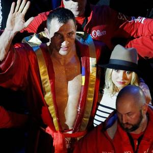 Wladimir Klitschko + Hayden Panettiere