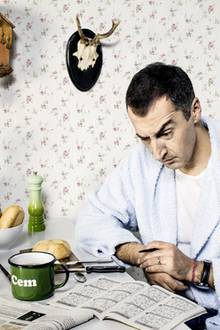 """Cem Özdemir: """"Mit Angie würde ich gern eine Tüte rauchen"""""""