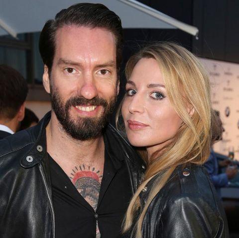 Alec Völkel + Ehefrau Johanna