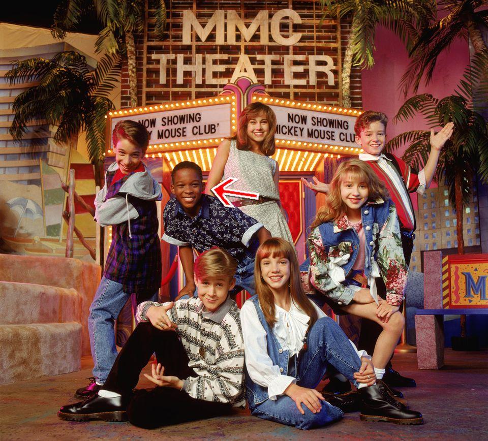 Nikki DeLoach, Justin Timberlake, Christina Aguilera, Britney Spears, Ryan Gosling, T.J. Fantini, Tate Lynche