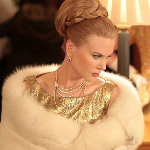 "Nicole Kidman in ""Grace of Monaco""  Nicole Kidman und Tim Roth verkörpern in ""Grace of Monaco"" das glamouröse Fürstenpaar Gracia Patrizia und Rainier von Monaco."