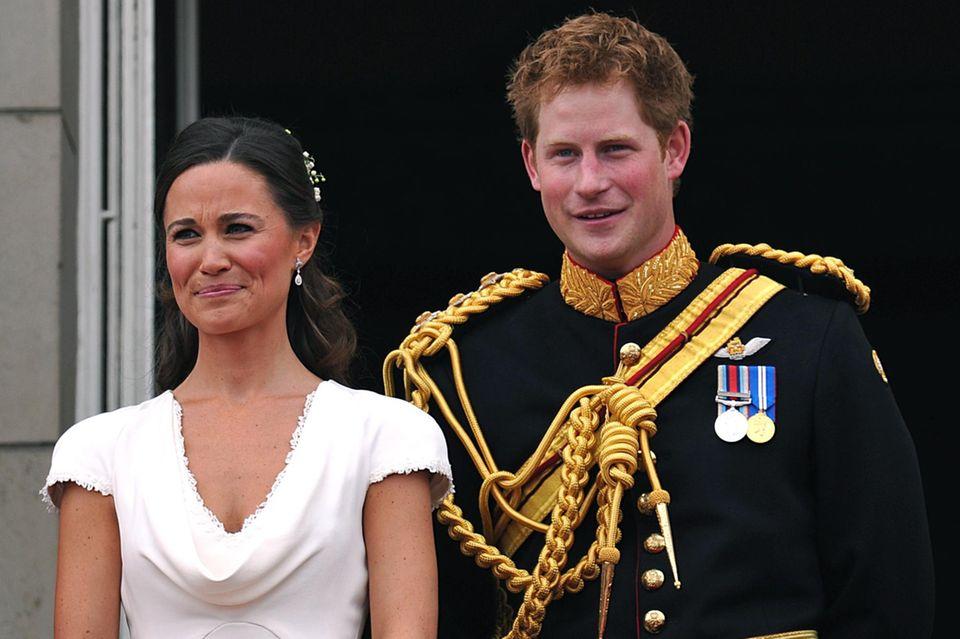 Pippa Middleton, Prinz Harry