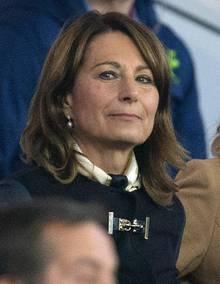 Herzogin Catherines Mutter Carole Middleton