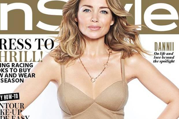 """Als Covergirl der Novemberausgabe der australischen Zeitschrift """"In Style"""" zeigte sich Dannii Minogue zum ersten Mal mit erblondeter Mähne. Inzwischen kann man die beiden Minogue-Schwestern kaum noch unterscheiden."""
