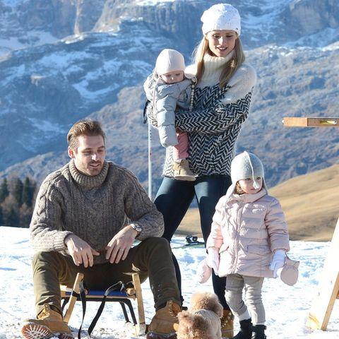 Familie Hunziker-Trussardi