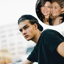 John Economou, Kendall Jenner, Gigi Hadid