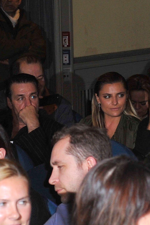 Sophia Thomalla und Till Lindemann