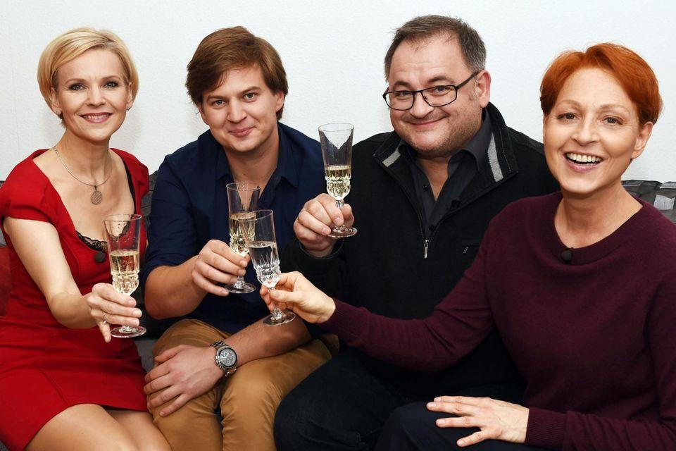 """Das perfekte Promi Dinner"" mit Hendrikje Fitz"