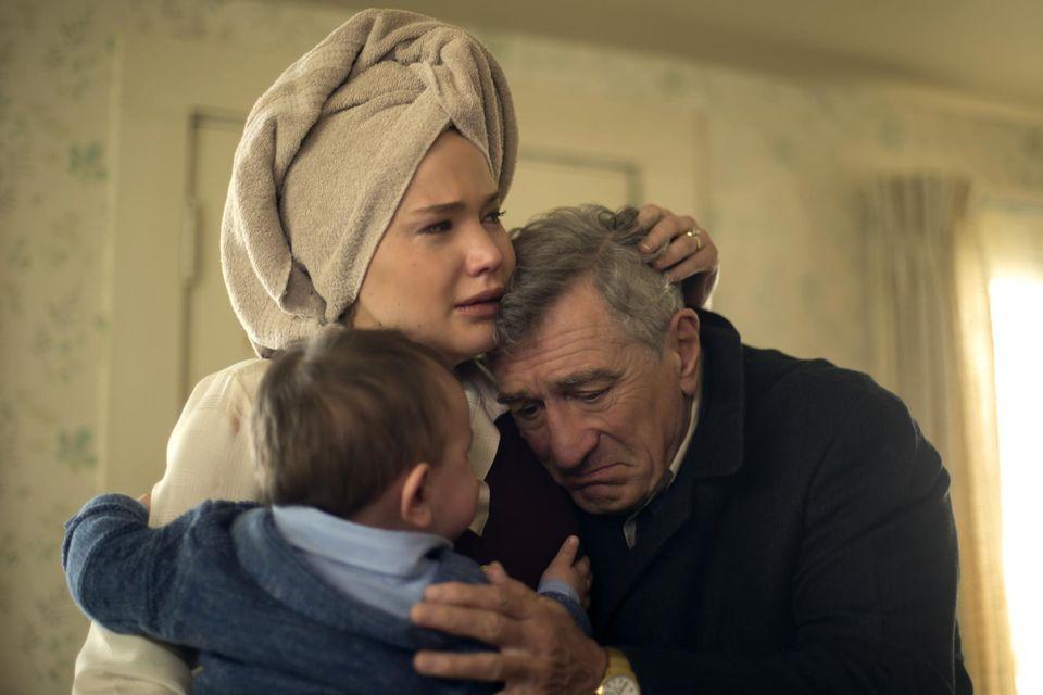 """Ihr Film 2016  Filmszene aus ihrem neuen Film """"Joy - Alles außer gewöhnlich"""""""