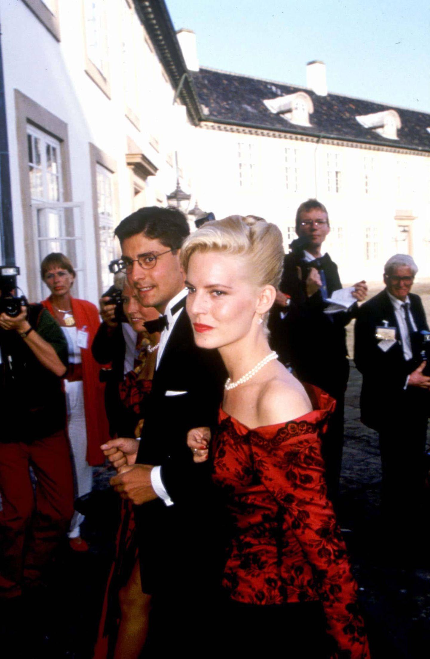 Iben Detlefs durfte 1992 sogar auf Schloss Fredensborg mitfeiern, als Königin Margrethe und Prinz Henrik ihre Silberhochzeit begingen.