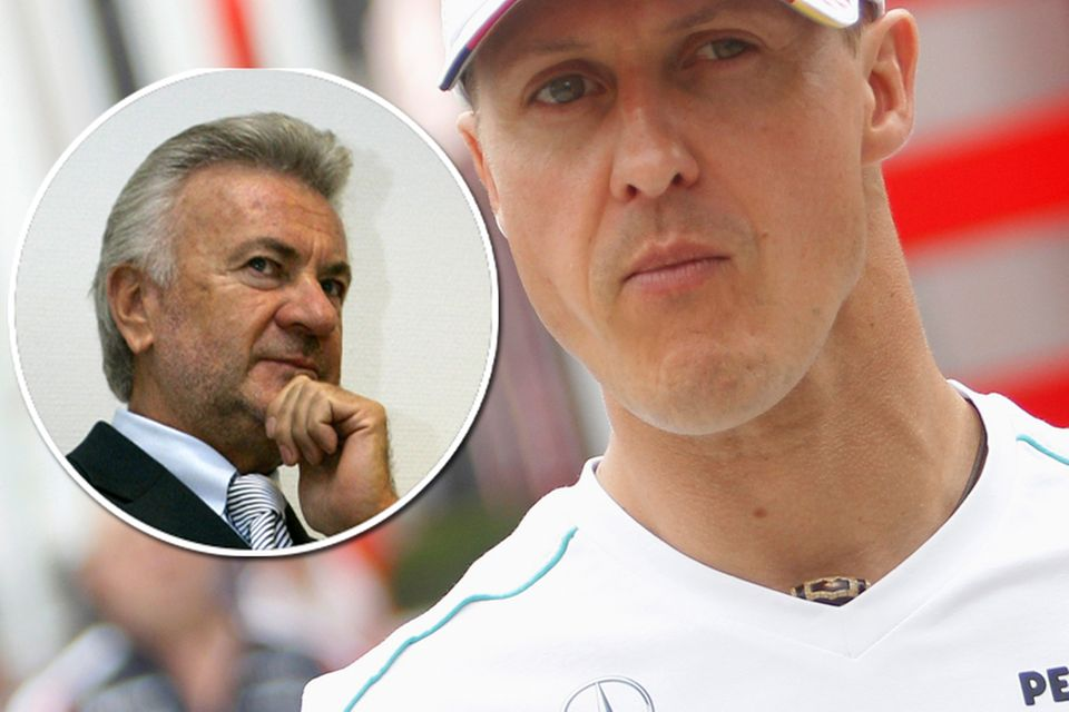 Willi Weber, Michael Schumacher