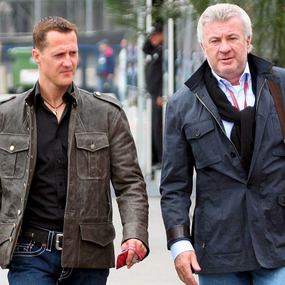 Michael Schumacher, Willi Weber