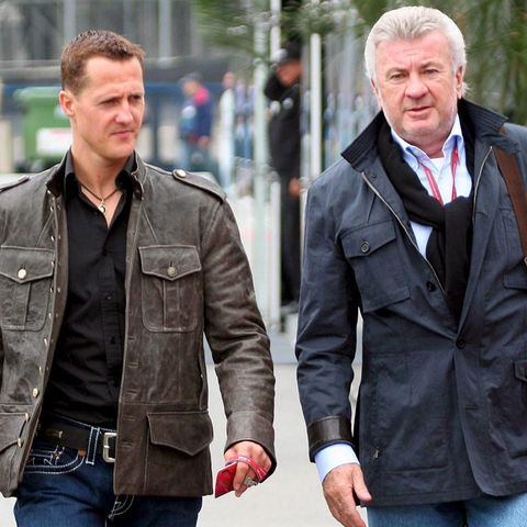 Michael Schumacher, Willi Weber