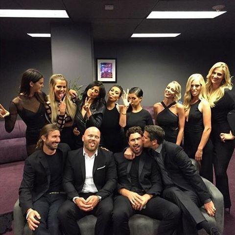 Der Kardashian/Jenner-Clan