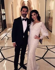 """""""Desperate Housewives""""-Darstellerin Eva Longoria will wieder heiraten: Ihr Freund Jose Antonio Baston hat ihr in Dubai einen romantischen Antrag gemacht."""