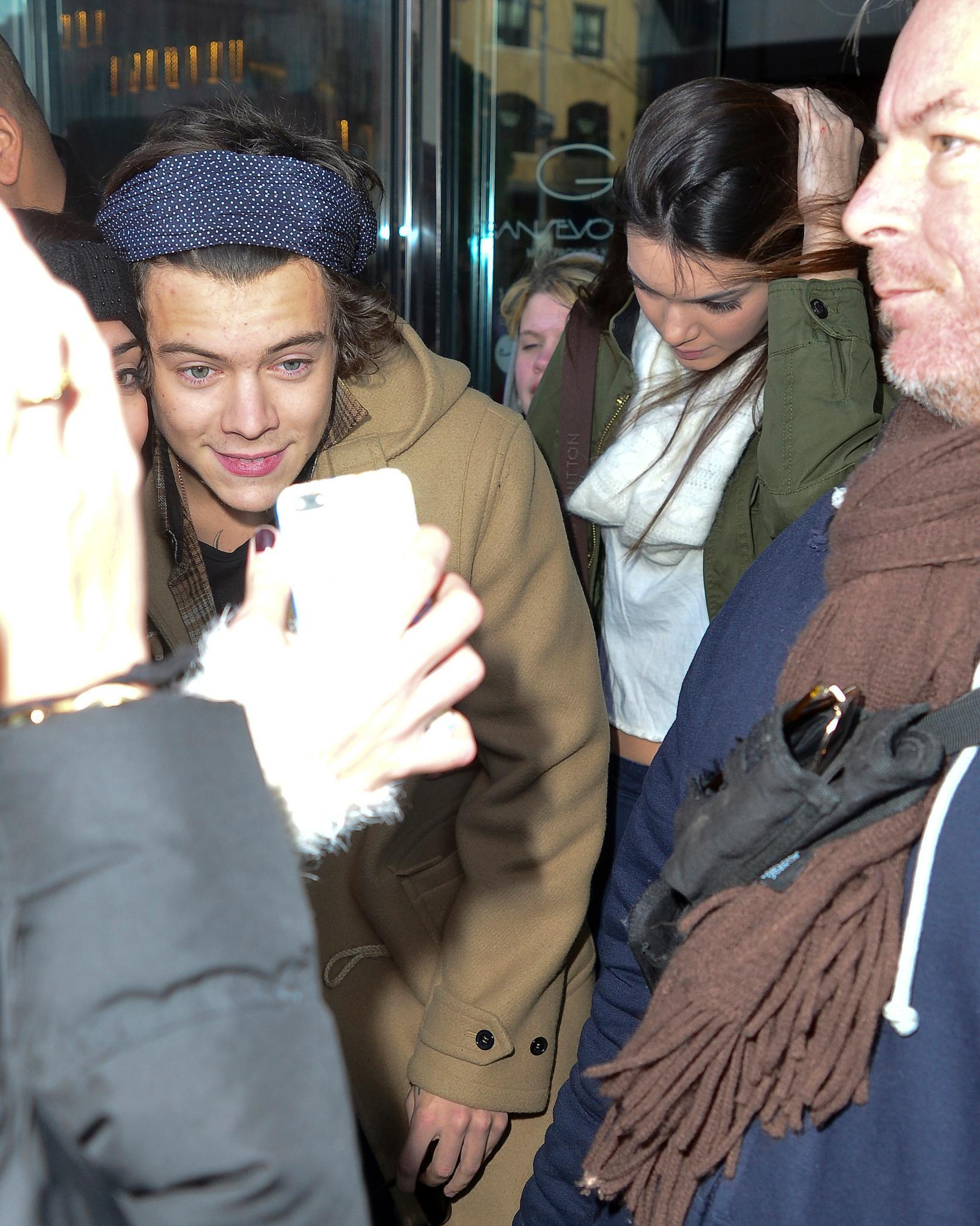 Wer ist Harry Stile aus März 2015