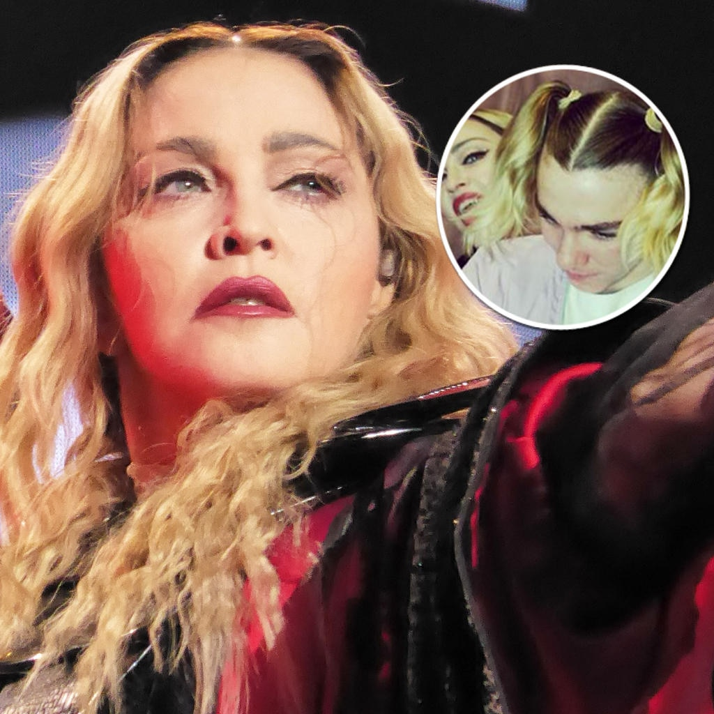 Madonna, Rocco Ritchie