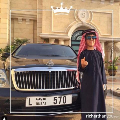 Instagram: Prahlerei der Luxus-Gören