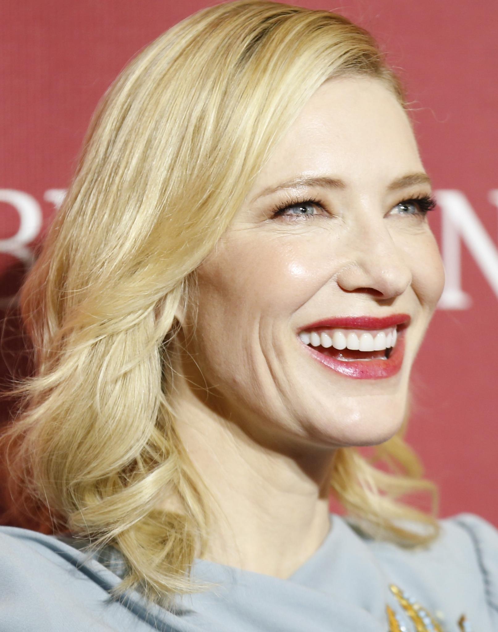 Cate Blanchett Edith