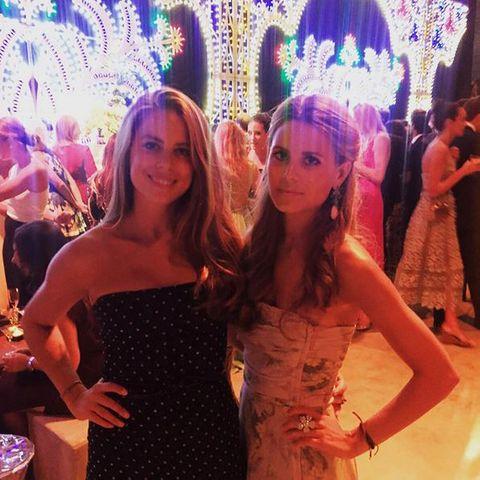 Lydia + Irene Forte