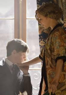 """Alicia Vikander und Eddie Redmayne in """"The Danish Girl"""""""