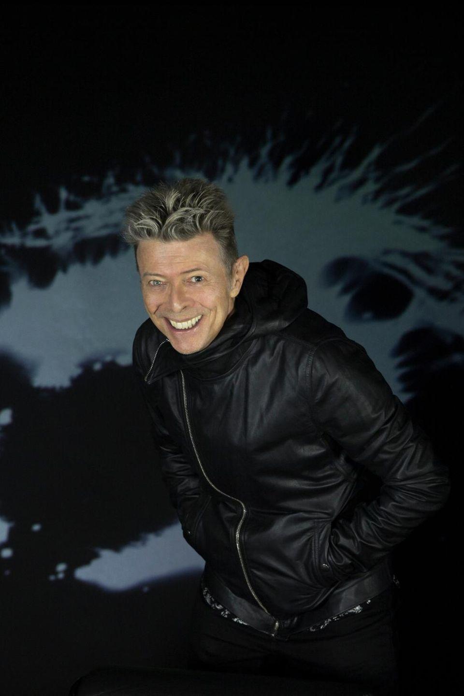 Visionär: David Bowie hat sich während seiner Karriere immer wieder neu erfunden