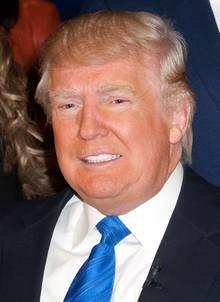 Viel wollte er ja schon immer, und beim Selbstbräuner hat Immobilienmogul Donald Trump da offensichtlich keine Ausnahme gemacht.